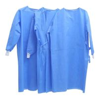 Disposable standard SMS surgical gown