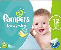 Buy Wholesale Pampers and Soft Baby Diapers