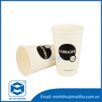 Vietnam Custom Design Disposable Coffee Paper Cup