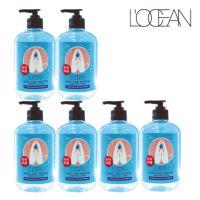 500ml Water-fee gel hand sanitizer (65% ethanol)