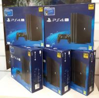 2 Free Wilreless Controller + PS4 Pro Video Game Console