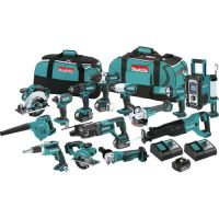 18V Power Tool Makita LXT1500 15PCs