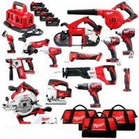 2695-15 M18 20v Milwaukee Combo 15 tool Kits