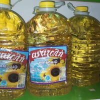 100% Doubled Refined sunflower Oil. Fortified with Vitamin A & E