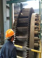 QBF Currugated conveyor belt