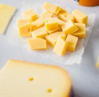 Gouda cheese offcuts