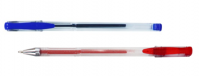 Gel pen, writing, Coloring