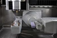 5-Axis Linkage Desktop CAD/CAM Dental Milling Machine