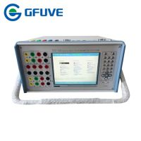 High accuracy relay tester secondary current injection test set Test630