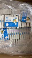 Children Kids Masks KN95 n95 95% Filtration FFP2 Respiratory Valve Cartoon Face Mask for Girls Boys Dust Mask Fits 2-10 Years Old Kids