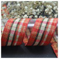6mm-50mm High Quality Tartan/Gingham/Scotch Ribbon