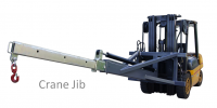 Crane Jib & Hook