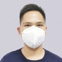 KN95 Face Mask Disposable Anti-dust Non Valve Mask with GB2626 2006 mask 5 layers