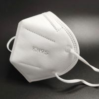 Disposable Non-woven KN95 FFP2 Face Mask Disposable Earloop In Stock