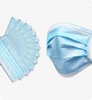 3ply face mask Protective Face Mask 3ply Disposable