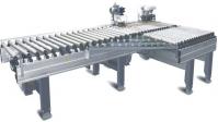 90 Degree Turning Steering Machine for Wood Sanding and Edge Banding Machine Line