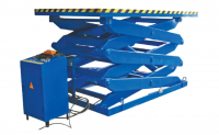 6 Ton Fixed Lift Table Hydraulic Scissor