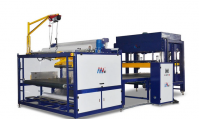 Yl-61m High Precision Automated Vacuum Compressing Mattress Film Packing Machine