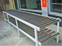 W8917-C5-S4880p Double-Deck Heavy-Duty Power Roller Conveyor Metalwork, Steel Structure, Metal Fabricaton, Steel Fabrication, Stainless Steel Fabrication,