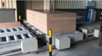 Crosswise Conveyor Transverse Roller Conveyor