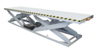 6 Ton Fixed Lift Table Hydraulic Scissors Lift for Material Handling