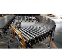 Power Telescopic Roller Conveyor