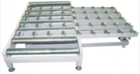 Non-Powered Straight Roller Conveyor Unpowered Roller Gravity Roller for Material Handling