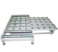 (2.5X1.5X3m) Lengthway & Crosswise Non-Powered Manual Roller Conveyor