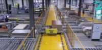 Rgv Rail Guided Vehicle Agv Warehouse Cross Transfer Conveyor