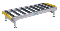 Non-Driven Roller Conveyor Unpowered Roller Gravity Roller Distributor