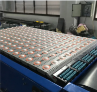 Hot-Sales-Power-Taper-Roller-Conveyors Modular Conveyor