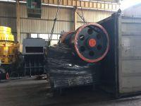 5-20t/h capacity PE250�400 Jaw stone crusher equipment