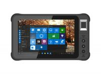 7 Inch Industrial Rugged Tablet Win 10 OS Touch Panel PC