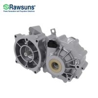 500Nm auto transmission systems electric motor gearbox for EV bus and truck