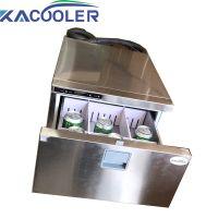 Yacht Marine Boat Freezer 24V Compressor Drawer Mini Freezer