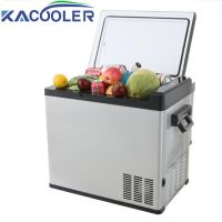 Freezer 12V 24V Compressor Mini Solar Freezer