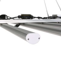New design Samsung chips Spider fluence Full spectrum 120W LED Grow Bar for Medical Seeding plant