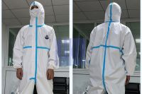 Disposable medical protective gown/clothing