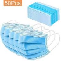 Brand New Wholesale Small Volume Nonwoven 3 Ply Face Disposable Mask 3Ply
