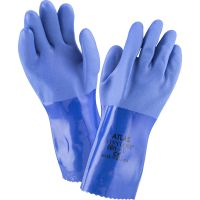 Disposable powder free black PVC examination gloves manufacturers