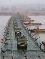HZ Ribbon Pontoon Bridge