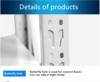 steel storage shelves and rack