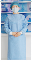 Sterile   Disaposable Surgical Gowns  English Packing With CE Mark
