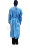 """""""Non-sterile Isolation Gowns  English Packing With CE Mark"""""""