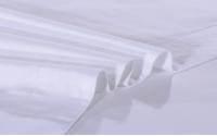 white flated sheet