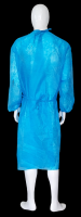 Hospital Isolation Gown          Splash Resistant - Level 1, Neck ties, Waist ties and Elastic cuff