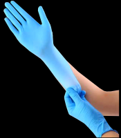 Medical Examination Nitrile Gloves, Non-Sterile