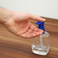 sanitizer bottle hand sanitizer gel 500ml
