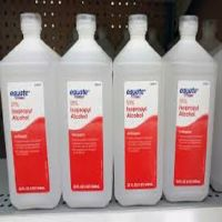ISOPROPYL ALCOHOL 99.9 min IPA raw material of Disinfectant