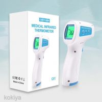 2020 C01 Infrared Digital Electronic Thermometer Non contact Forehead Measure Temperature Gun